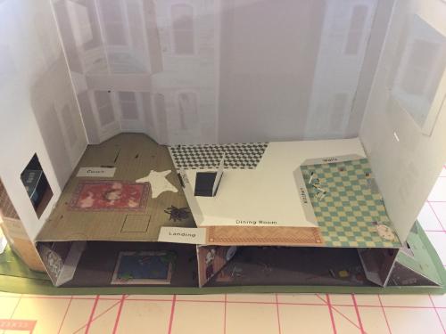 First floor deck installation
