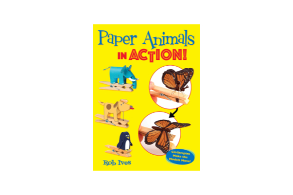 Paper Animals in Action!
