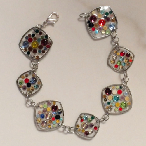 Gem Windows Bracelet