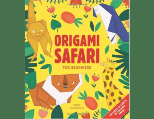 Origami Safari Cover