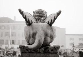 The 'lion' of Lyon perhaps?
