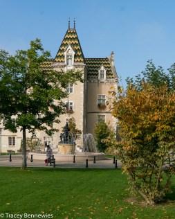 Meursault city hall