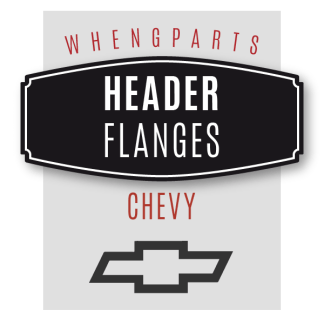Chevy Header Flanges