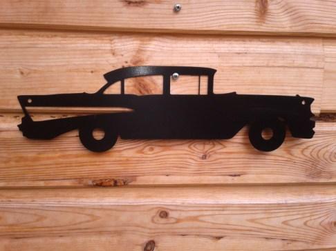 Car Silhouette: 57' Chevy