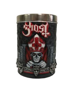 Ghost Papa III Shot Glass