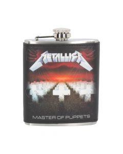 Metallica Hip Flask