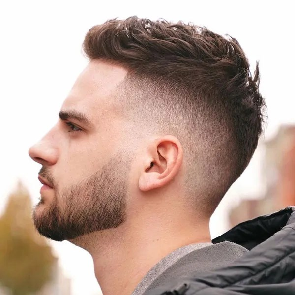 Popular Men's Haircut Trends at Salons in Joplin, MO