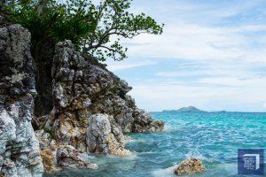 Malcapuya Island Rock Formation Coron