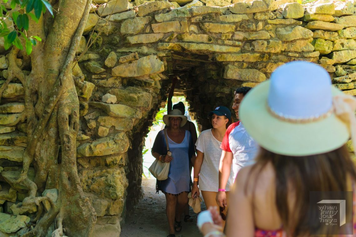 Tulum Ruins Gateway