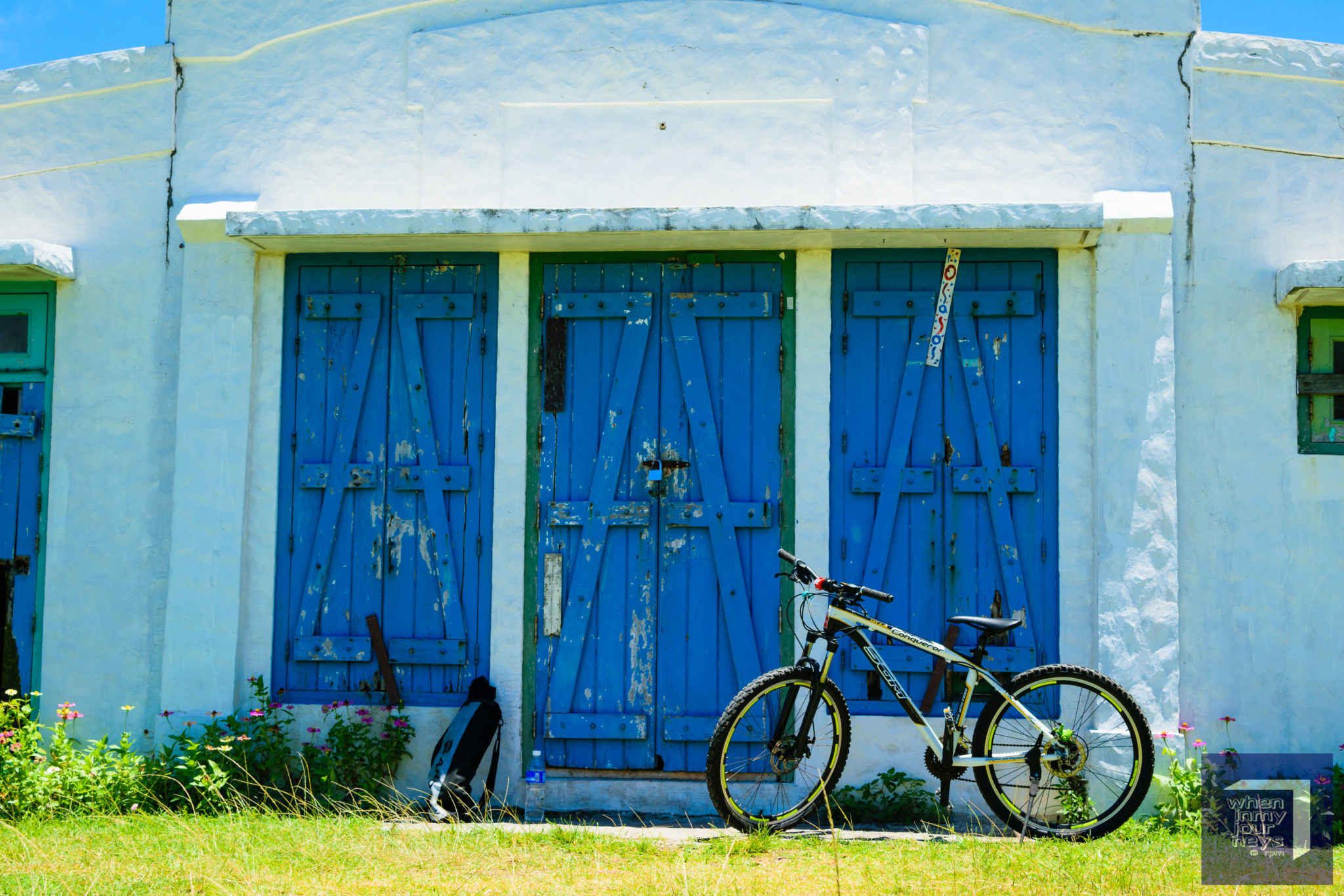Biking in Batanes