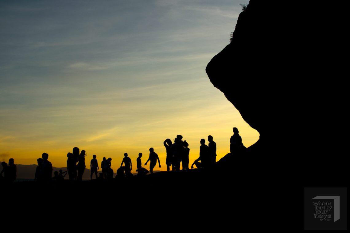 Tingloy Batangas Masasa Beach Sunset2