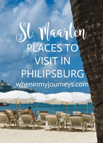 St. Maarten Places to Visit in Philipsburg Portrait
