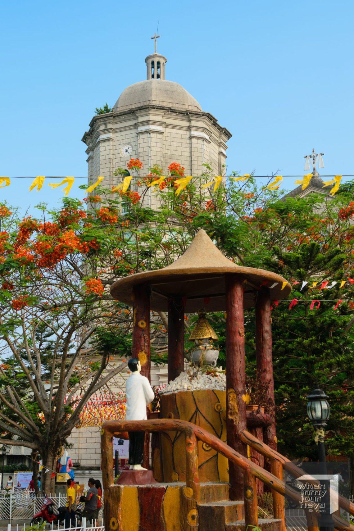 Bauan Church Immaculate Conception Parish