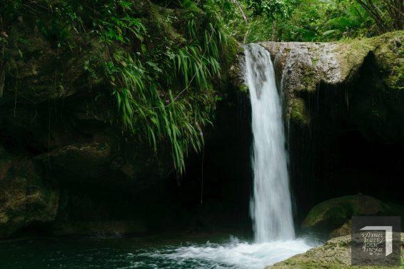 Tipolo Falls Ginatilan Cebu