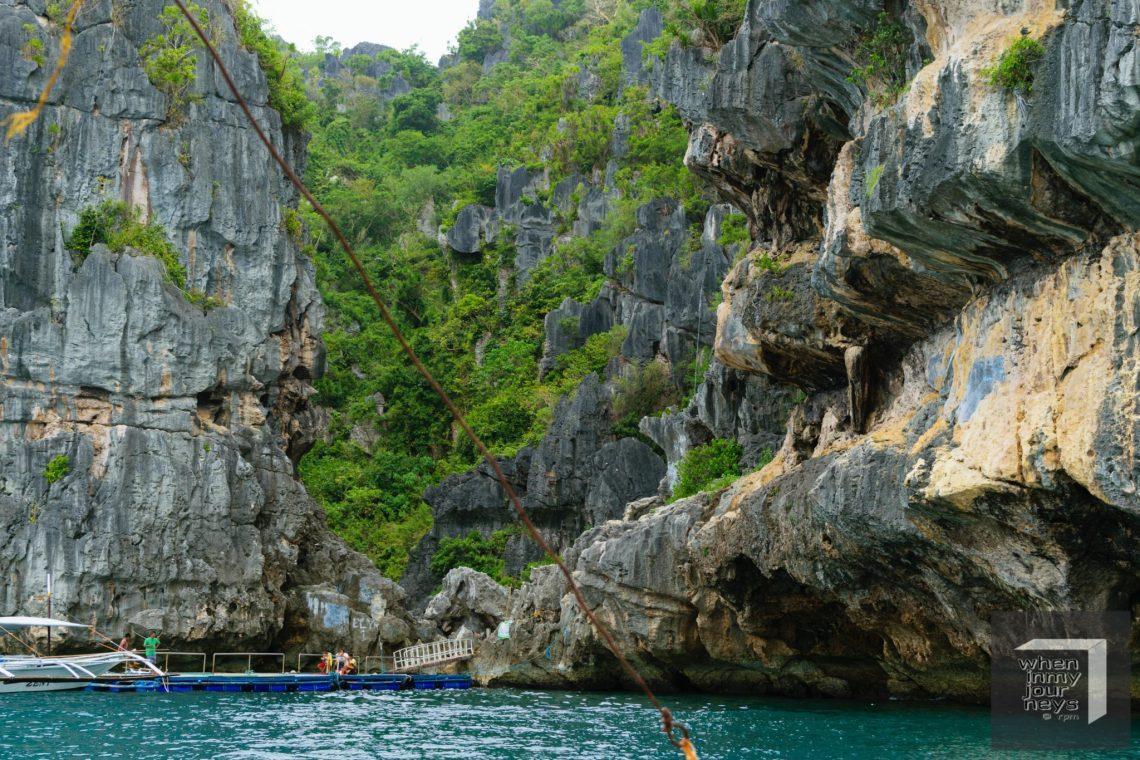 Tangke Lagoon Gigantes Island 20