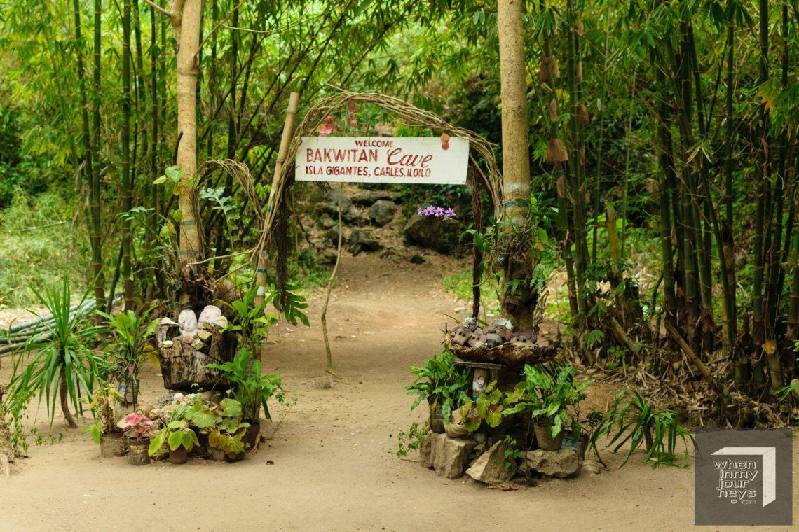 Bakwitan Cave Gigantes Island 4