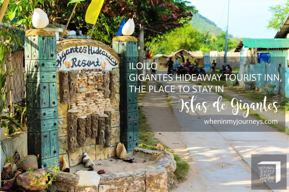 Iloilo: Gigantes Hideaway Tourist Inn, The Place to Stay in Islas de Gigantes