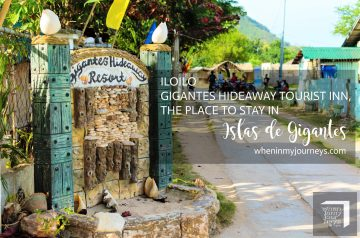 Gigantes Hideaway Tourist Inn The Place to Stay in Islas de Gigantes4