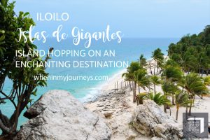 Islas de Gigantes Island Hopping on an Enchanting Destination