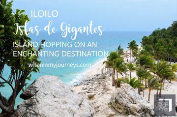 Islas de Gigantes Island Hopping on an Enchanting Destination