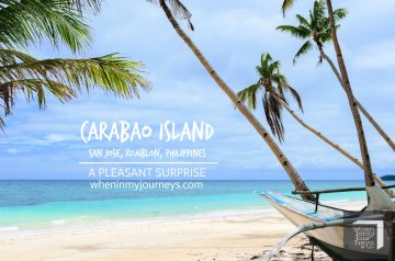 Romblon Carabao Island A Pleasant Surprise