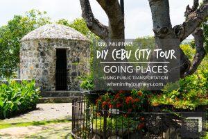 Cebu DIY Cebu City Tour - Part 2.2