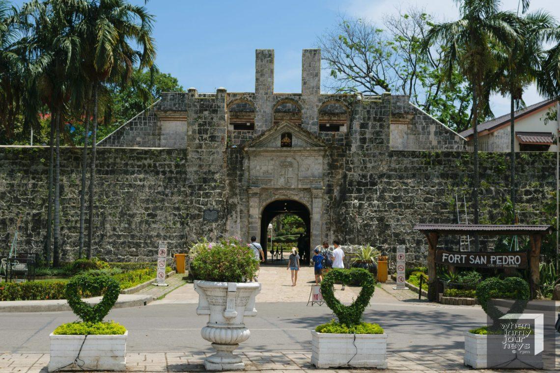Cebu City Fort San Pedro
