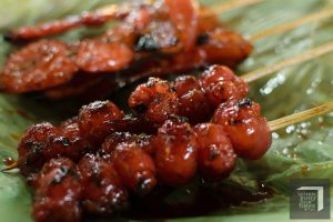 Cebu City Larsian Barbecue - Cebu Chorizo