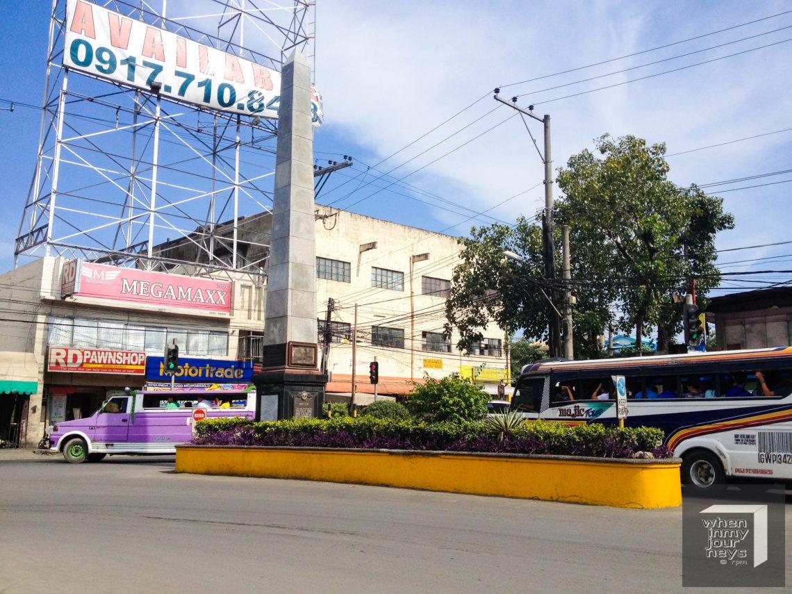 Cebu City Colon Street - Colon Obelisk