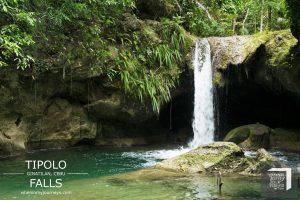 Chasing Waterfalls of South Cebu - Tipolo Falls