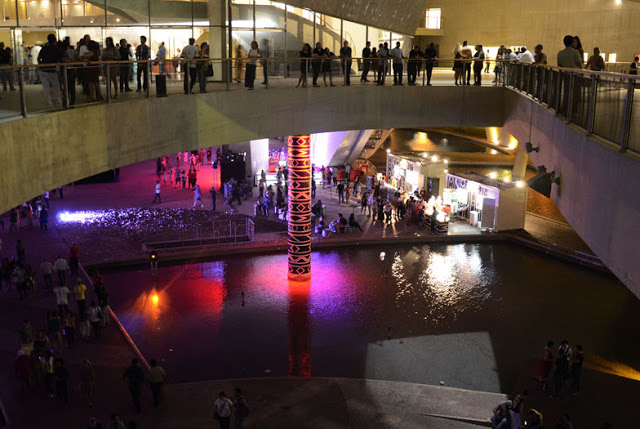 Foto: Cidade das Artes/divulgação
