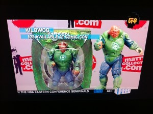 Movie Masters Kilowog