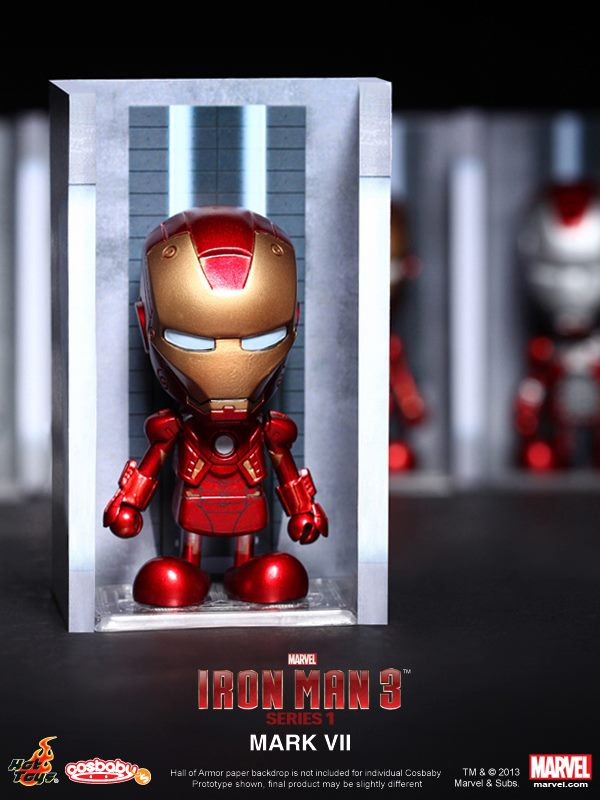 iron man 3 cosbaby 9