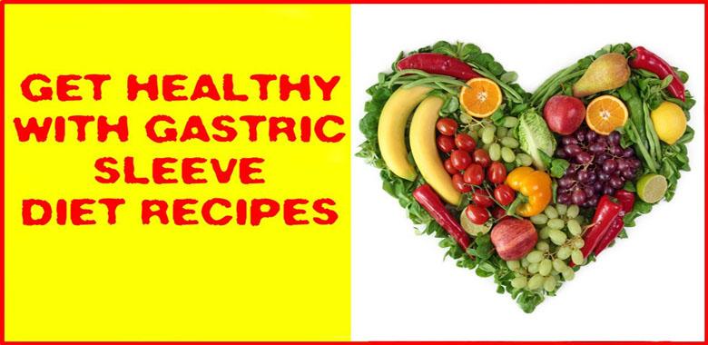 gastric sleeve diet
