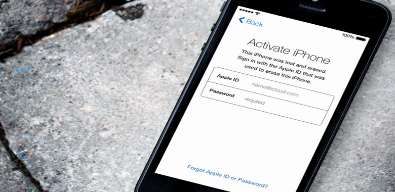 Check iCloud Activation