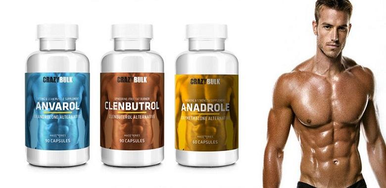 Crazy Bulk Steroids