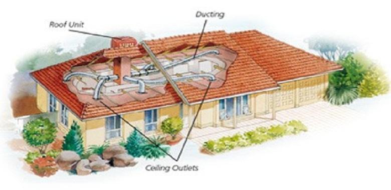 Evaporative Air conditioning