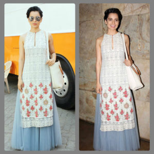 How to Style your Kurti with different Kinds of Bottoms – Know their Types