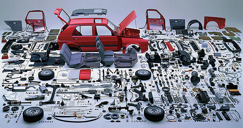 Five Tips when Buying Car Parts online