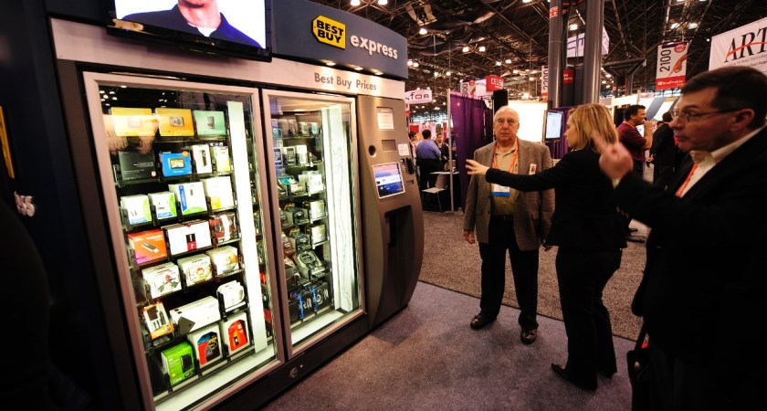 Things to consider when buying used vending machines