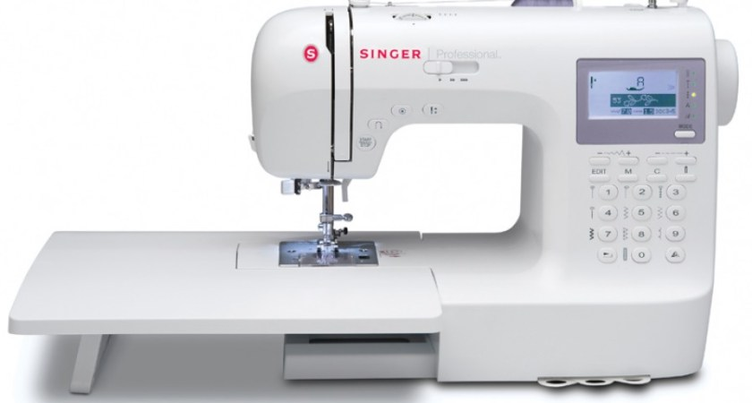 What is sewing machine?
