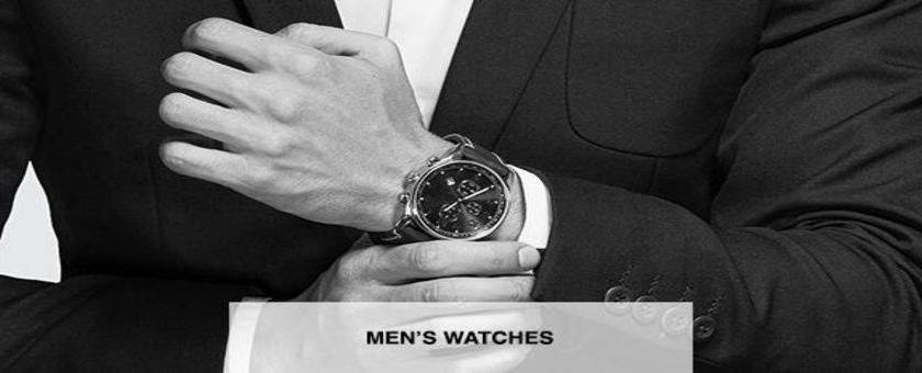 Five questions you have to ask before you purchase your first men's watch