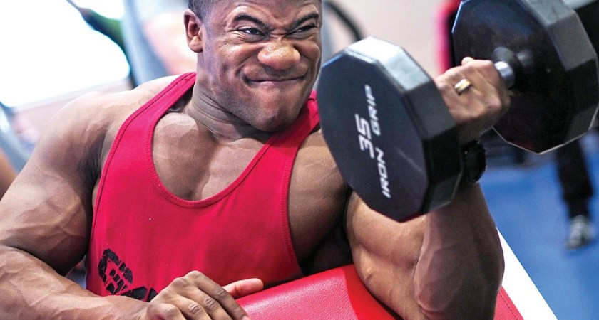 Good Bicep Workout Routine. Build Up Your Guns With It