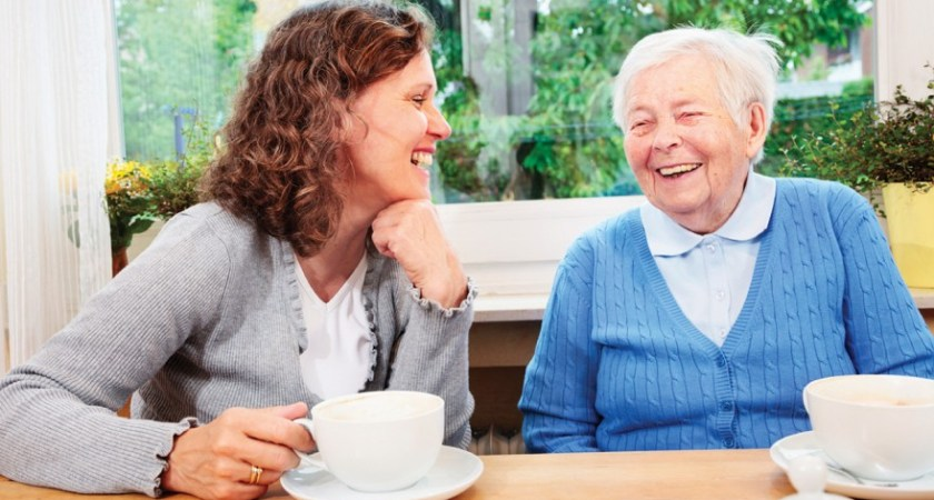 Live-in care and other options for care of the elderly