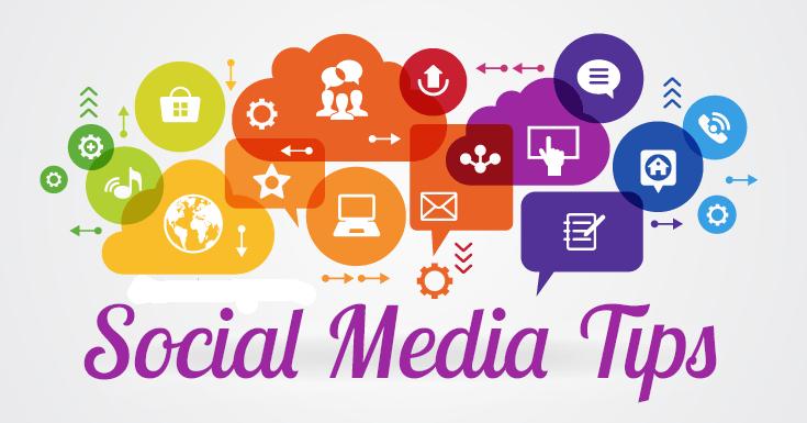 Four Social Media Tips for Businesses