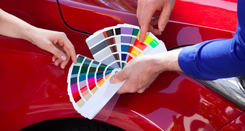 What Paint to Use on Your Car Body