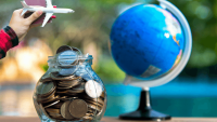 Interesting ways to save money for traveling