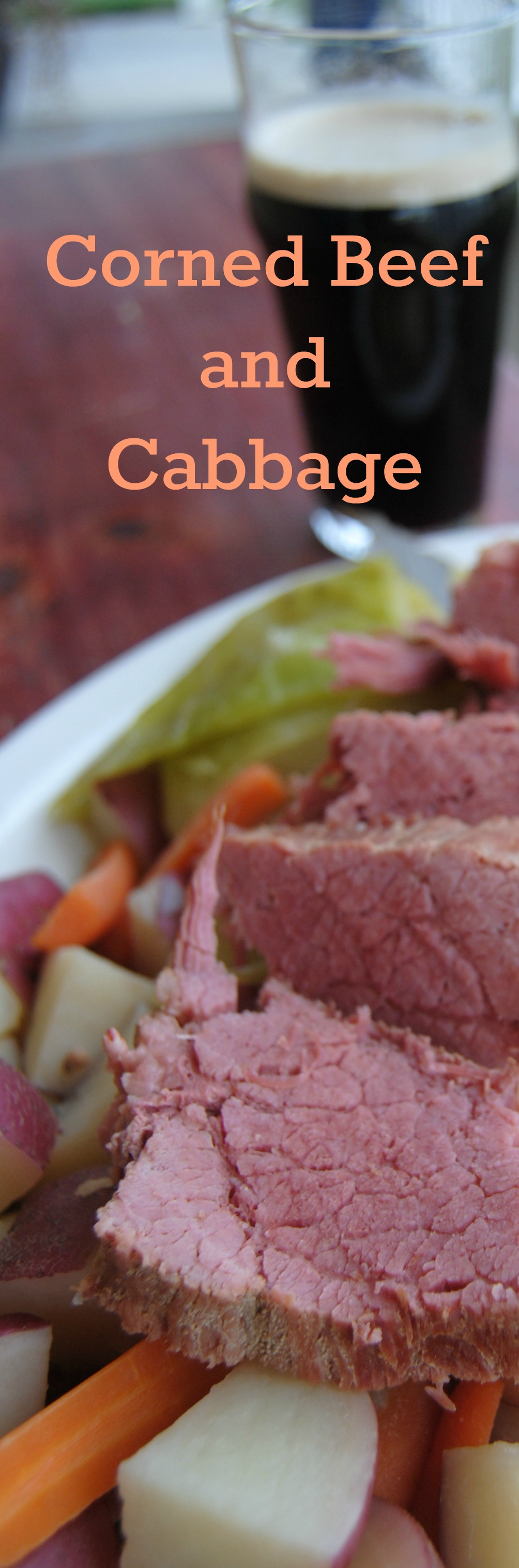 Corned Beef and Cabbage Pintrest