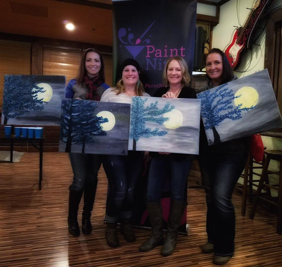 paint night group