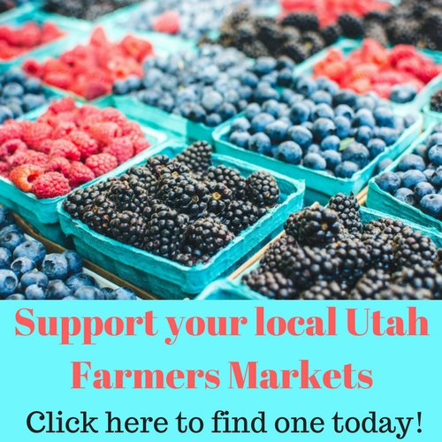 2017 utah farmers markets